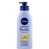 Nivea, Oil Infused Lotion, Vanilla & Almond Oil, 16.9 fl oz (500 ml)