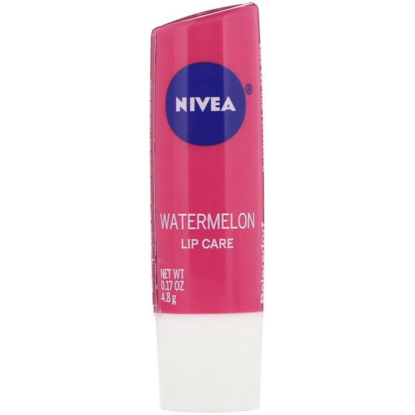 Nivea, Lip Care, Watermelon, 0.17 oz (4.8 g)