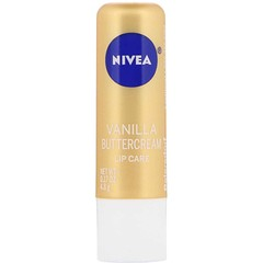 Nivea, Lip Care, Vanilla Buttercream, 0.17 oz (4.8 g)