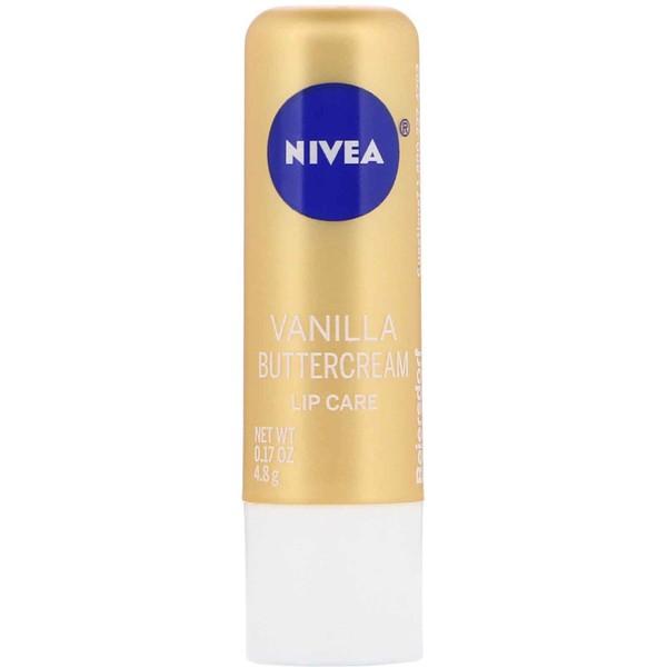 Lip Care, Vanilla Buttercream, 0.17 oz (4.8 g)