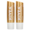 Nivea, Lip Care, Vanilla Buttercream, 2 Pack, 0.17 oz (4.8 g) Each
