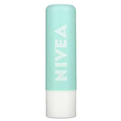 Nivea Caring Scrub, Super Soft Lips, Aloe Vera + Vitamin E, 0.17 oz (4.8 g)
