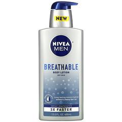 Nivea, 男士清新沐浴露,13.5 液量盎司(400 毫升)