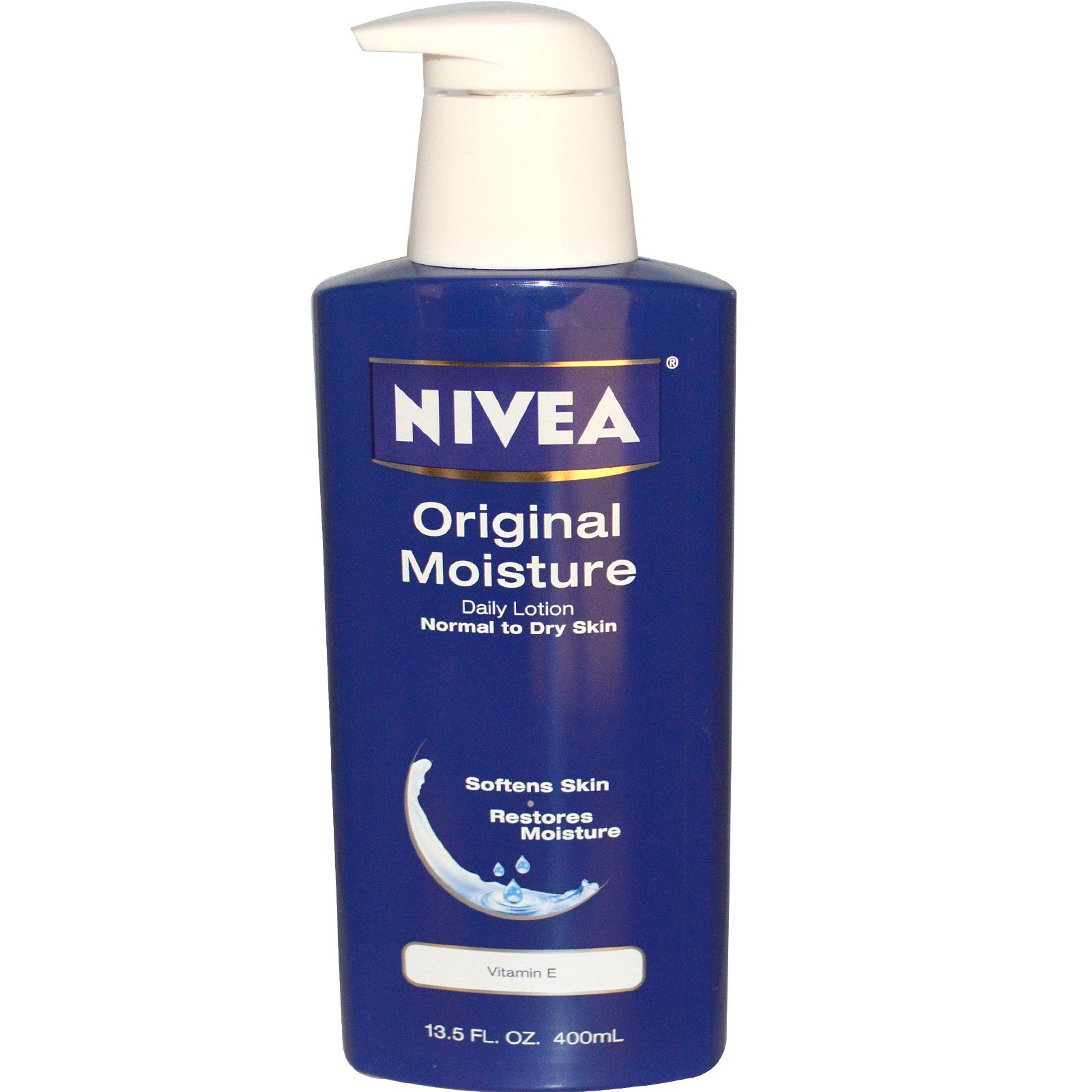 Nivea Original Moisture Daily Lotion Vitamin E 13 5 Fl