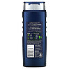 Nivea, Men 3-in-1 Body Wash, Energy, 16.9 fl oz (500 ml)