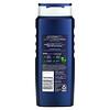 Nivea, Men 3-in-1 Body Wash, Cool, 16.9 fl oz (500 ml)