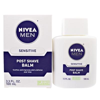 Купить Бальзам после бритья для чувствительной кожи, 3, 3 жидких унции (100 мл)