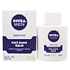Nivea, Post Shave Balm for Men, Sensitive, 3.3 fl oz (100 ml)
