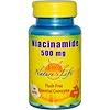 Nature's Life, Niacinamide, 500 mg, 100 Tablets