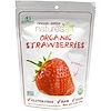 Natierra Nature's All , Organic Strawberries, Freeze-Dried, 1.2 oz (34 g)
