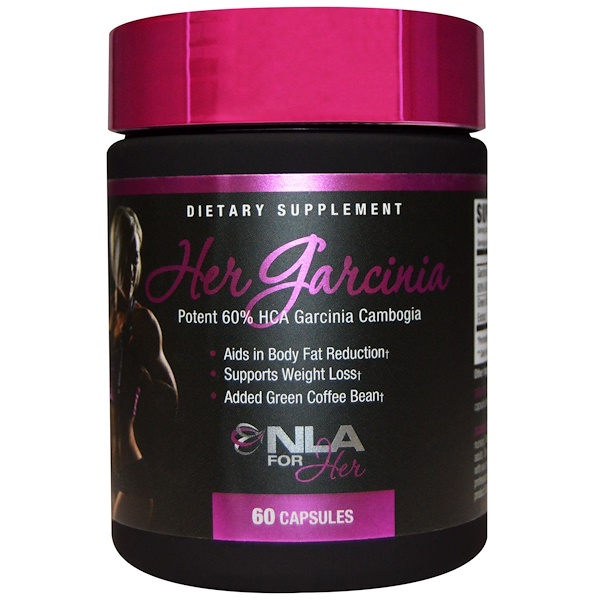 NLA for Her, Her Garcinia, 60 Capsules (Discontinued Item)