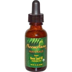 Неемаура Натуралс Инк, Organic, Neem Seed Oil, 1 fl oz (30 ml) отзывы покупателей