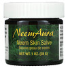 NeemAura, Bálsamo de Neem para la piel, 1 oz (30 ml)