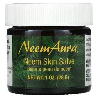 NeemAura, مرهم النيم للجلد, 1أونصة (30 مل)