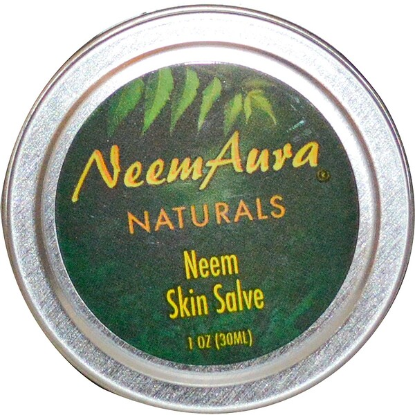 Neemaura Naturals Inc, Neem Skin Salve, 1 oz (30 ml)