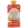 NurturMe, Organic Power Blends, Ancient Grains, Stage 2/6+ Months, Strawberry, Banana, Amaranth, 3.5 oz (99 g)