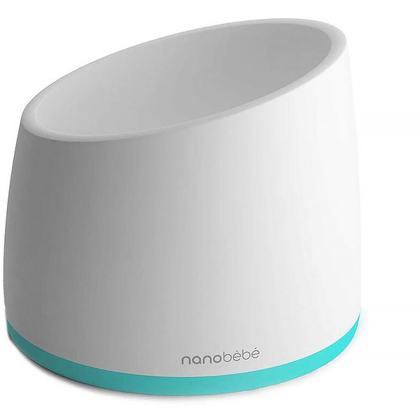 Nanobebe, Smart Warming Bowl, Teal, 1 Bowl