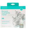 Nanobebe, Nanobebe, Breastmilk Bottles, 0+ Months, Teal, 3 Pack, 5 oz (150 ml) Each