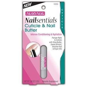 Нутра Нэйл, Nailsentials, Cuticle & Nail Butter, .06 oz (1.85 g) отзывы покупателей