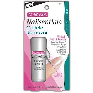 Нутра Нэйл, Nailsentials, Cuticle Remover, .85 oz (24.1 g) отзывы покупателей