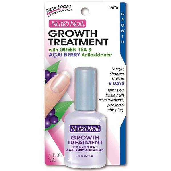 Nutra Nail, Growth Treatment, .45 fl oz (13 ml) (Discontinued Item)