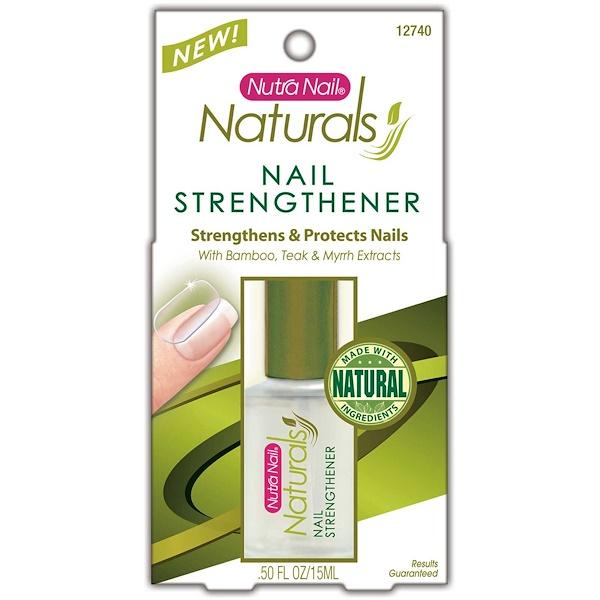 Nutra Nail, Naturals, Nail Strengthener, .50 fl oz (15 ml) (Discontinued Item)