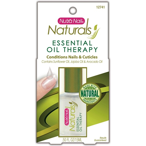 Nutra Nail, Naturals, Essential Oil Therapy, .50 fl oz (15 ml) (Discontinued Item)
