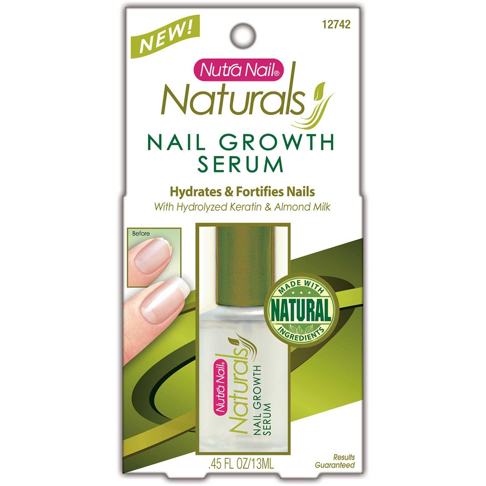 Nutra Nail Naturals Growth Serum 45 Fl Oz 13 Ml