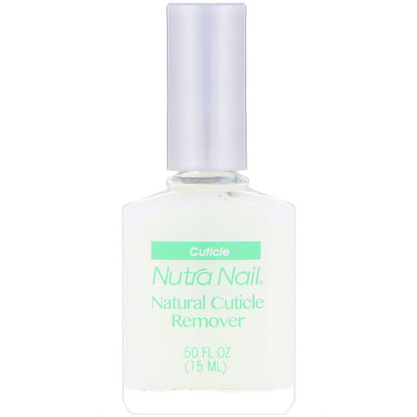 Nutra Nail, Naturals, Cuticle Remover, .50 fl oz (15 ml)