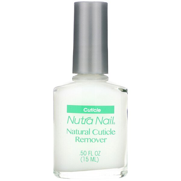 Naturals, Cuticle Remover, .50 fl oz (15 ml)