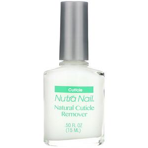 Нутра Нэйл, Naturals, Cuticle Remover, .50 fl oz (15 ml) отзывы