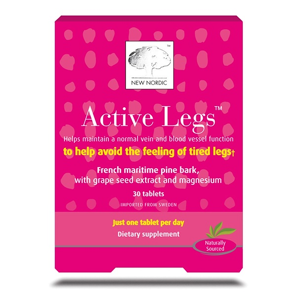 New Nordic, Active Legs, 30 Tablets (Discontinued Item)