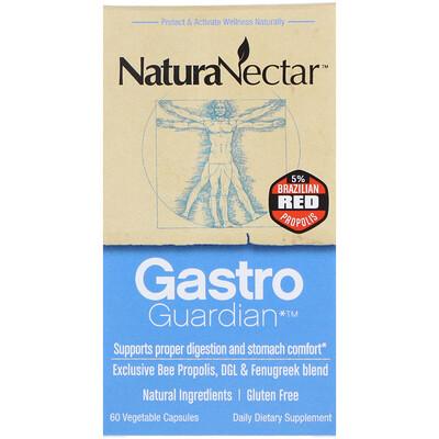 Gastro Guardian, 60 вегетарианских капсул gastro guardian 60 вегетарианских капсул