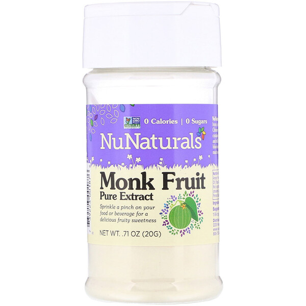 Monk Fruit Pure Extract, .71 oz (20 g)