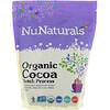 NuNaturals, Organic Cocoa, 1 lb (454 g)