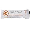 No Cow, Protein Bar, Peanut Butter Chocolate Chip,  12 Bars, 2.12 oz (60 g) Each