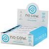 No Cow, Barra de Proteína, Caramelo de Baunilha, 12 Barras, 60 g (2,12 oz) Cada