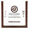 No Cow, Protein Bar, Chocolate Fudge Brownie, 12 Bars, 2.12 oz (60 g) Each