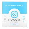 No Cow, Protein Bar, Cookies n Cream, 12 Bars, 2.12 oz (60 g)