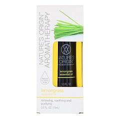 Nature's Origin, Aromatherapy, Essential Oil, Lemongrass, 0.5 floz (15 ml)