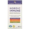 Nordic Naturals, Nordic Immune Daily Defense, 90 Soft Gels