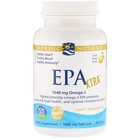 ЭПК Экстра, лимон, 1000 мг, 60 гелевых капсул - фото