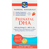 Nordic Naturals, Prenatal DHA, Strawberry, 500 mg, 90 Soft Gels