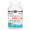 Nordic Naturals, Prenatal DHA, Strawberry, 90 Soft Gels