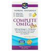 Nordic Naturals, Complete Omega Xtra, Lemon, 680 mg, 60 Soft Gels