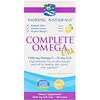 Nordic Naturals, Complete Omega Xtra, Lemon, 1,000 mg, 60 Soft Gels