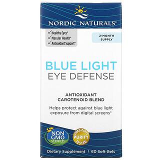 Nordic Naturals, Blue Light Eye Defense, 60 Softgels