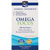 Omega Focus, 1280 mg, 60 Soft Gels