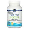 Nordic Naturals, Omega Focus, 1,280 mg, 60 Soft Gels