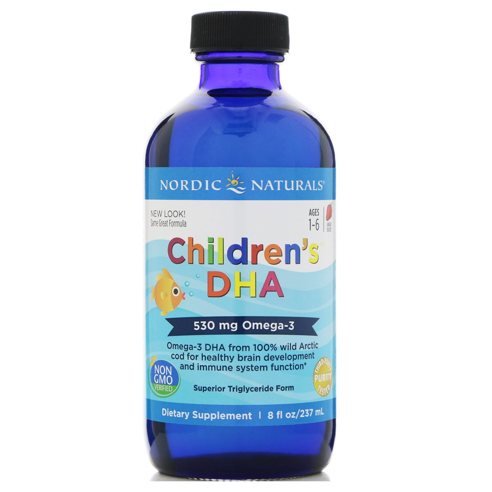 Nordic Naturals Children S Dha For Adhd
